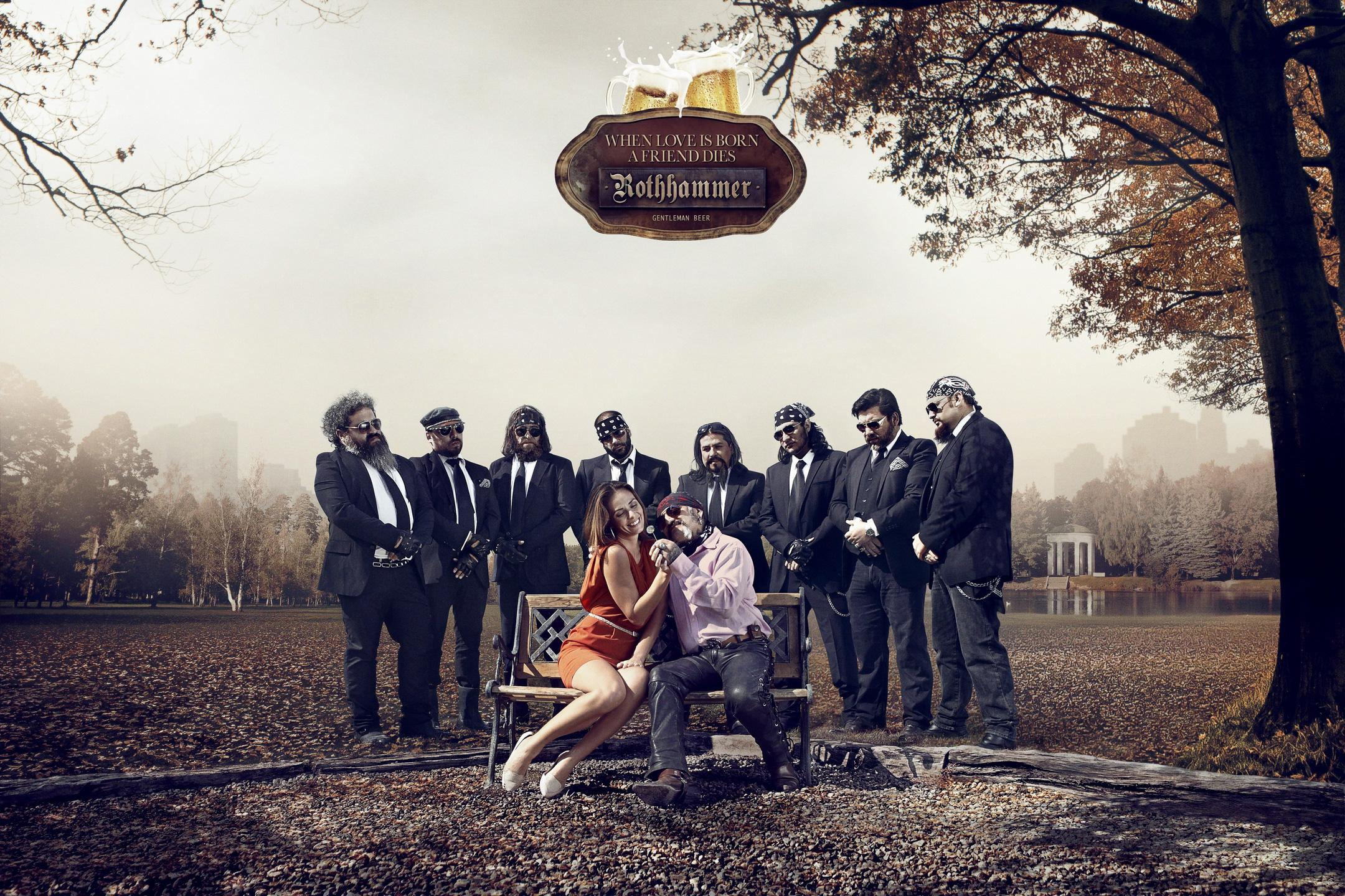 Cliente: Rothhammer Beer. Agenzia: Prolam Y&R